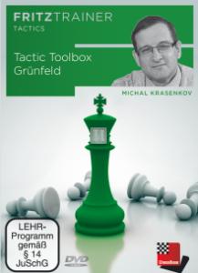 Tactic Toolbox Grunfeld - DVD