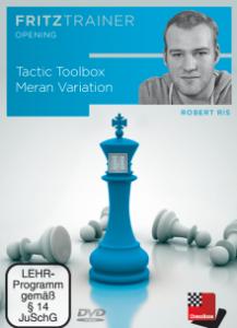 Tactic Toolbox Meran Variation - DVD