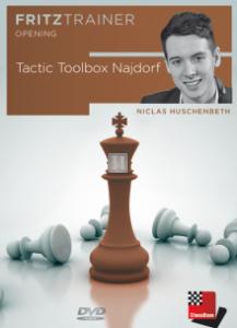 Tactic Toolbox Najdorf - DVD
