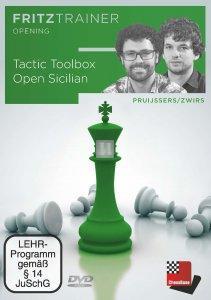 Tactic Toolbox Open Sicilian - DVD