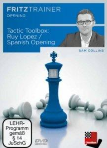 Tactic Toolbox Ruy Lopez / Spanish Opening - DVD