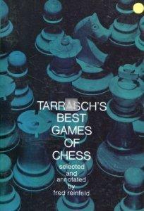 Tarrasch's best games of chess - 2nd hand