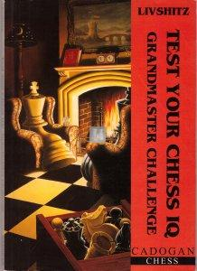 Test Your Chess IQ book 1 - 2nd hand