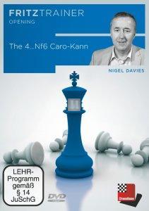 The 4...Nf6 Caro-Kann - DVD