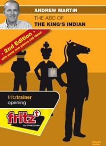 The ABC of The King's Indian 2nd edition - DVD