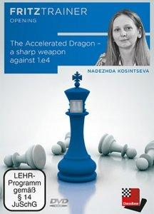 The Accelerated Dragon - a sharp weapon against 1.e4 - DVD