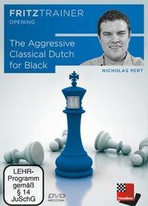 The Aggressive Classical Dutch for Black - DVD