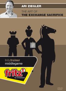 The Art of the Exchange Sacrifice - DVD
