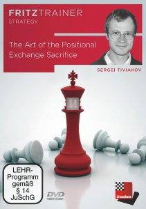 The Art of the Positional Exchange Sacrifice - DVD