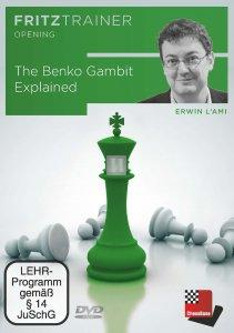 The Benko Gambit Explained - DVD