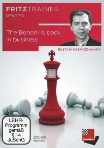 The Benoni is back in business - DVD