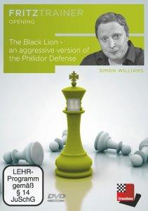 The Black Lion - an aggressive version of the Philidor Defense - DVD