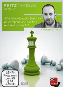 The Bombastic Bird's - an energetic and exciting repertoire after 1.f4 - DVD