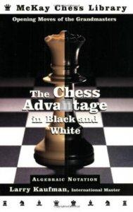 The Chess Advantage in Black and White - 2nd hand