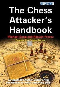 The Chess Attacker's Handbook - 2nd hand