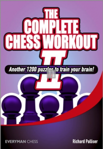 The Complete Chess Workout - vol.2 - 2nd hand like new