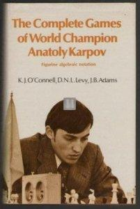 The Complete Games of World Champion Anatoly Karpov - 2nd hand
