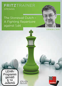 The Dutch Stonewall - A fighting repertoire - DVD