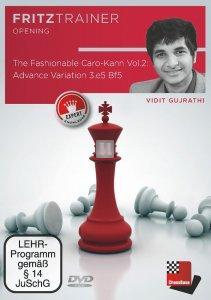 The Fashionable Caro-Kann Vol.2 - DVD
