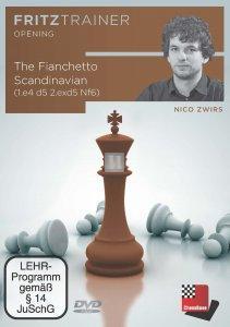 The Fianchetto Scandinavian - DVD