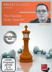 The flexible Open Spanish - DVD