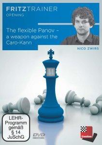 The flexible Panov – a weapon against the Caro-Kann - DVD