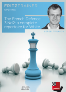 The French Defence. 3.Nd2: a complete repertoire for White DVD