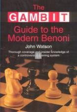 The gambit guide to the modern Benoni - 2nd hand