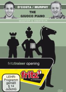 The Giuoco Piano - DVD