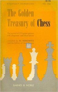 The Golden Treasury of Chess - 2nd hand
