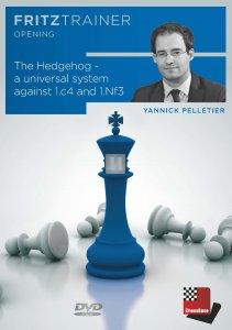 The Hedgehog - a universal system against 1.c4 and 1.Nf3 - DVD