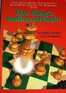 The King's Indian Attack! - 2nd hand