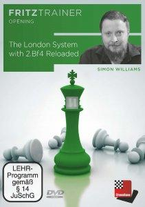 The London System with 2.Bf4 Reloaded - DVD