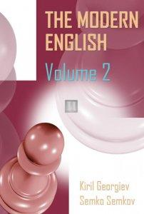 The Modern English: Volume 2: 1...c5, 1...Nf6, and 1...e6