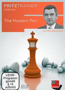 The Modern Pirc - DVD
