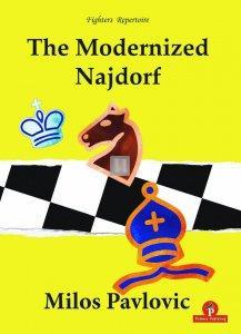 The Modernized Najdorf - new with defect - nuovo con difetto