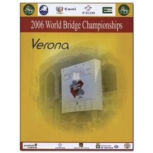2006 World Bridge Championship - 2nd hand rare