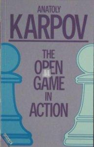 The open game in action - Karpov 2nd hand