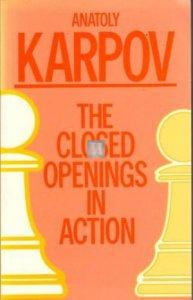 The closed openings in action - Karpov 2nd hand