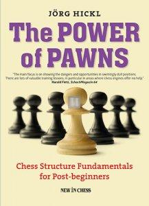 The Power of Pawns - Chess Structures Fundamentals for Post-Beginners - 2nd hand