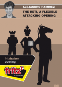 The Reti, a flexible attacking opening - DVD