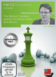 The Saemisch Variation against the King's Indian and Benoni - DVD