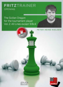 The Sicilian Dragon Vol. 2: All Lines except 9.Bc4