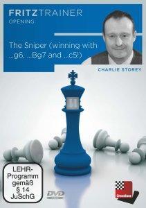 The Sniper - DVD Charlie Storey