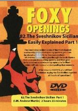 The Sveshnikov Sicilian easily explained vol. 1 e 2 - dvd