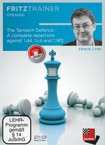 The Tarrasch Defence - DVD