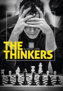 The Thinkers (hardcover) by David Llada