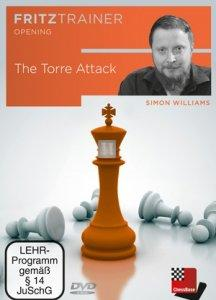 The Torre Attack - DVD