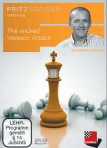 The wicked Veresov Attack - DVD