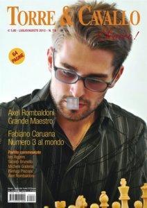 TORRE e CAVALLO - SCACCO! - RESTO DEL MONDO (abbonamento annuale)